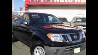 2009 Nissan Frontier XE Truck - NJ NY Auto Auction -- Jersey City, NJ