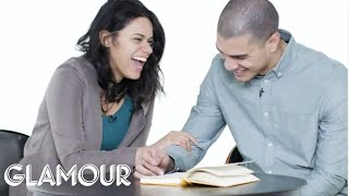 Guys Read Their Girlfriends
