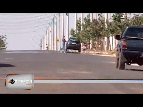 WhatsApp: população reclama do asfalto em bairros de Araçatuba