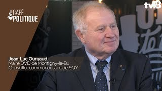 Café Politique n°50 – Jean-Luc Ourgaud, Maire de Montigny-le-Bretonneux