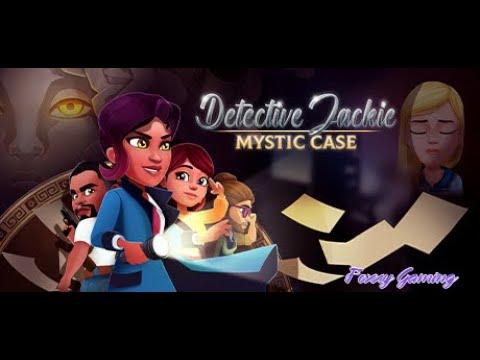 Detective Jackie: Mystic Case | Levels 56 - 60