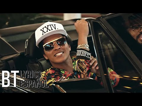 Bruno Mars - 24k Magic (Lyrics + Español) Video Official