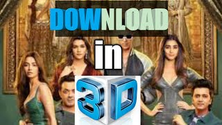 HOW TO DOWNLOAD HOUSEFULL 4 movie IN 3D FULL FREE//TECH PANEZAI