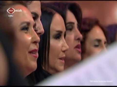 TRT Radyo Sanatçıları Türk Halk  Müziği Konseri  TRT Ankara Radyosu