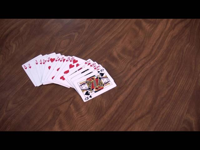 How to play Hearts: Card games