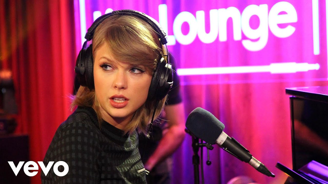 Taylor Swift Riptide Vance Joy Cover In The Live Lounge