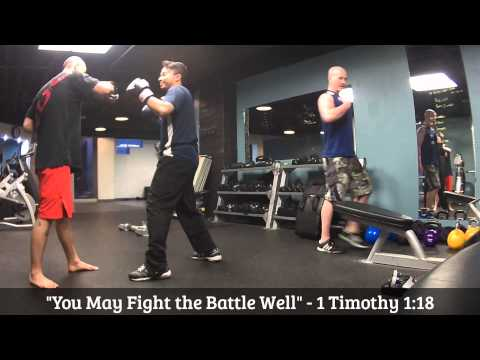 KickBoxing Class Training In Vancouver By Noel Oco