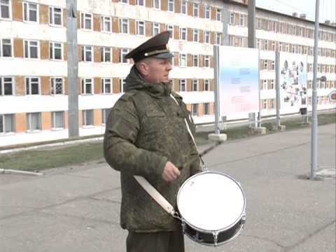 Воспитанники Иркутского кадетского