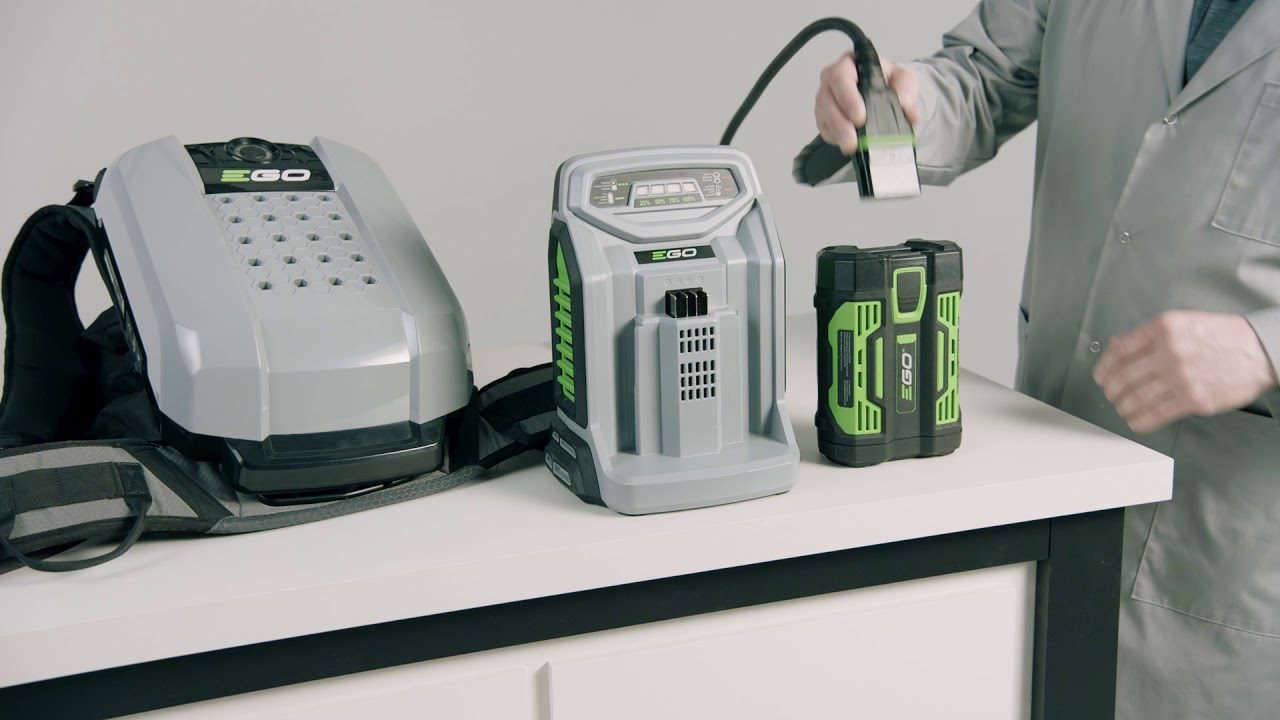 Rapid Battery Charger by EGO POWER+