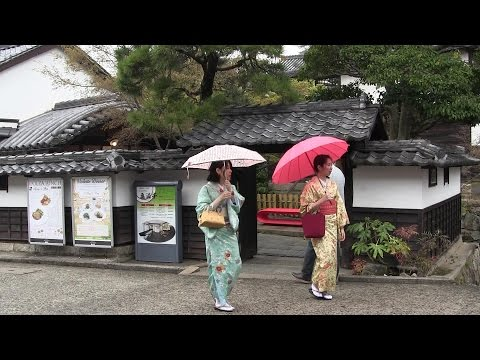 倉敷~岡山(観光) Sightseeing in Kurashiki and Okayama (Japan)