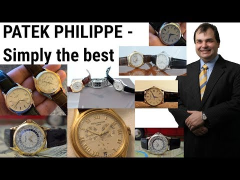 THE POWER OF MULTIPLE PATEK PHILIPPE WRIST WATCHES