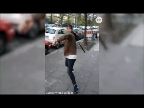 Antisemitischer Angriff in Berlin