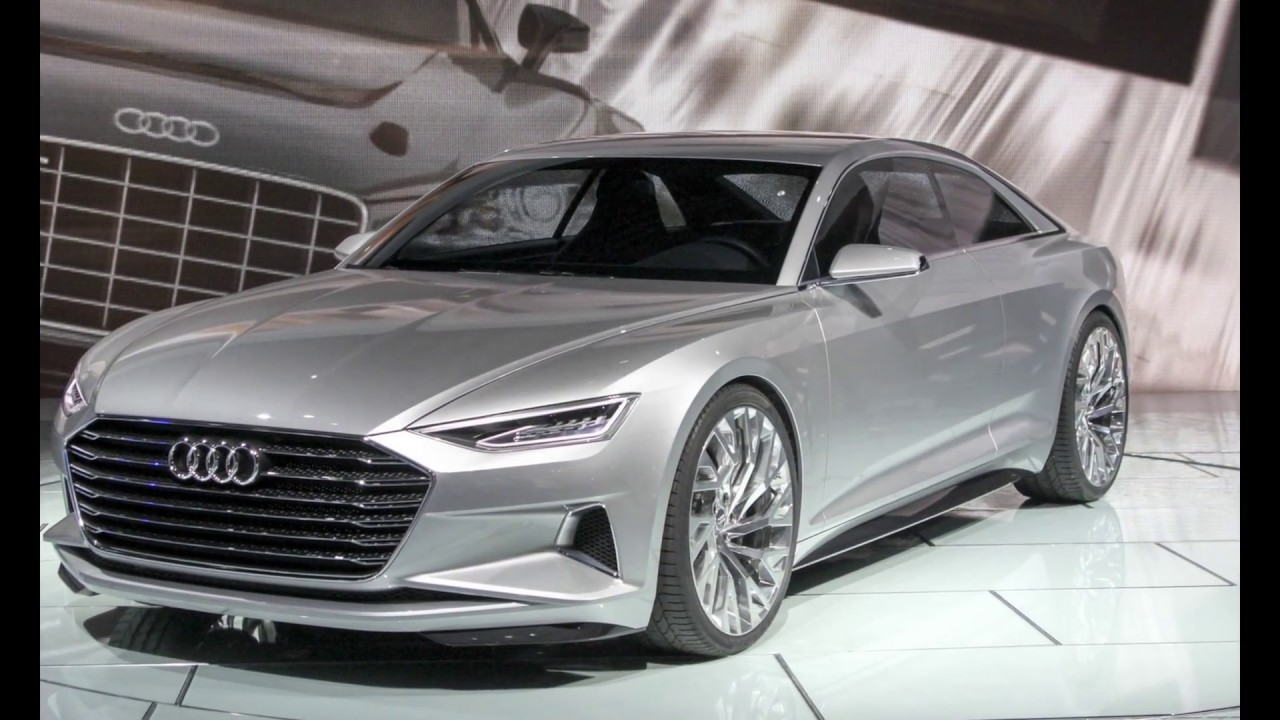 Audi A7 2018 : 2018 all new audi a7 coupe youtube ~ Melissatoandfro.com Idées de Décoration