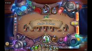 Solution Puzzle Lab Board Clear: Toxic Treants - Dr. Morrigan (4/5), Hearthstone Boomsday