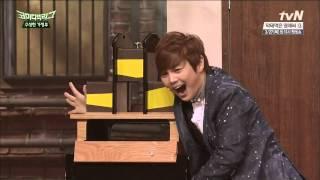 140323 tvN 코미디빅리그 시즌5 수상한가정부 최현우 마술사
