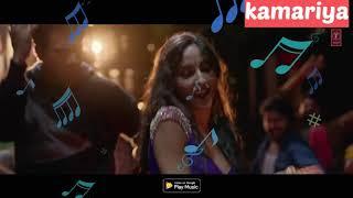 Full song Dj mix kamariya STREE nora fatehi rajkummar rao Aastha Gill Divya