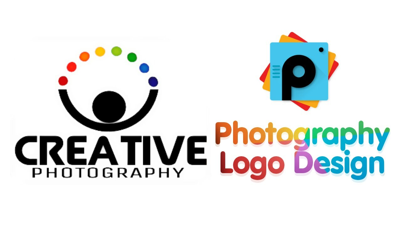 PicsArt Editing Tutorial | Make a Awesome Photography Logo Design ...