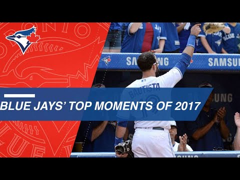 Top Moments of 2017: Blue Jays