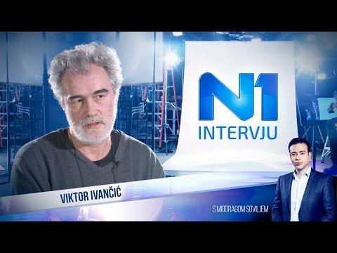 N1 intervju: Viktor Ivančić