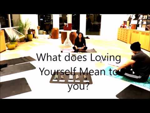 Loving Yourself - A daily habit - Saje Wellness Malibu California