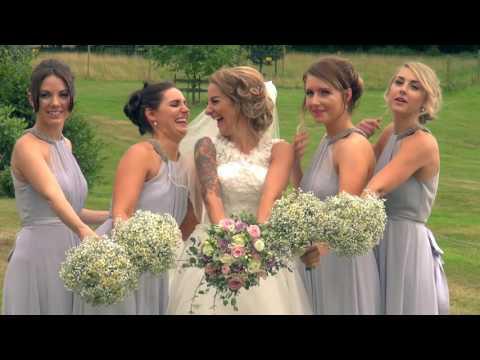 Hagley Hall Wedding Highlights - Victoria & Thomas