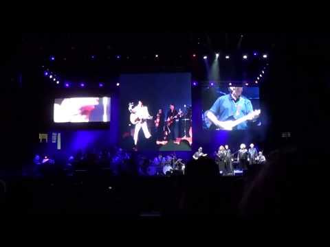 Elvis in Concert Brasil - São Paulo - 26/10/2013 - Parte 1