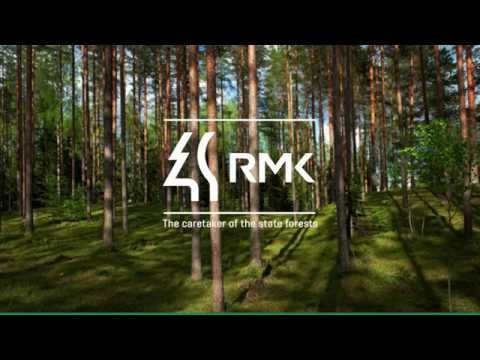 Presentation of Estonian State Forest Management Centre (RMK), 2015