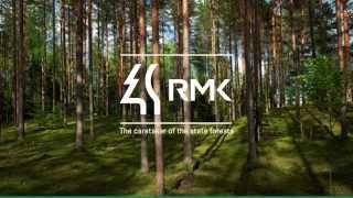 Presentation of Estonian State Forest Management Centre (RMK), 2015