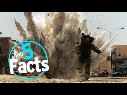 Top 5 Bomb Squad Facts