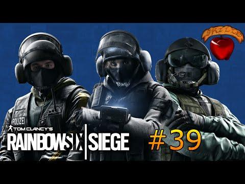 Rainbow Six Siege Platinum Ranked Gameplay #39