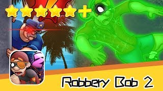 Robbery Bob 2 - Chapter 1 Level 18-20 Walkthrough New Game Plus Recommend index five