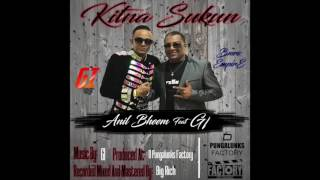 Download KITNA SUKUN - ANIL BHEEM FEAT GI MP3 song and Music Video