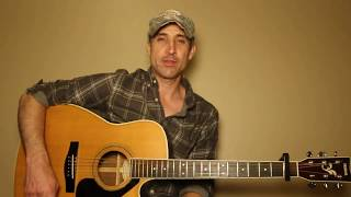 Road Trippin' - Dan + Shay - Guitar Lesson   Tutorial