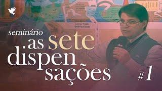 1º- PR. LUIZ CARLOS GOMES - AS 7 DISPENSAÇÕES AS 7 FESTAS DE ISRAEL - OFICIAL