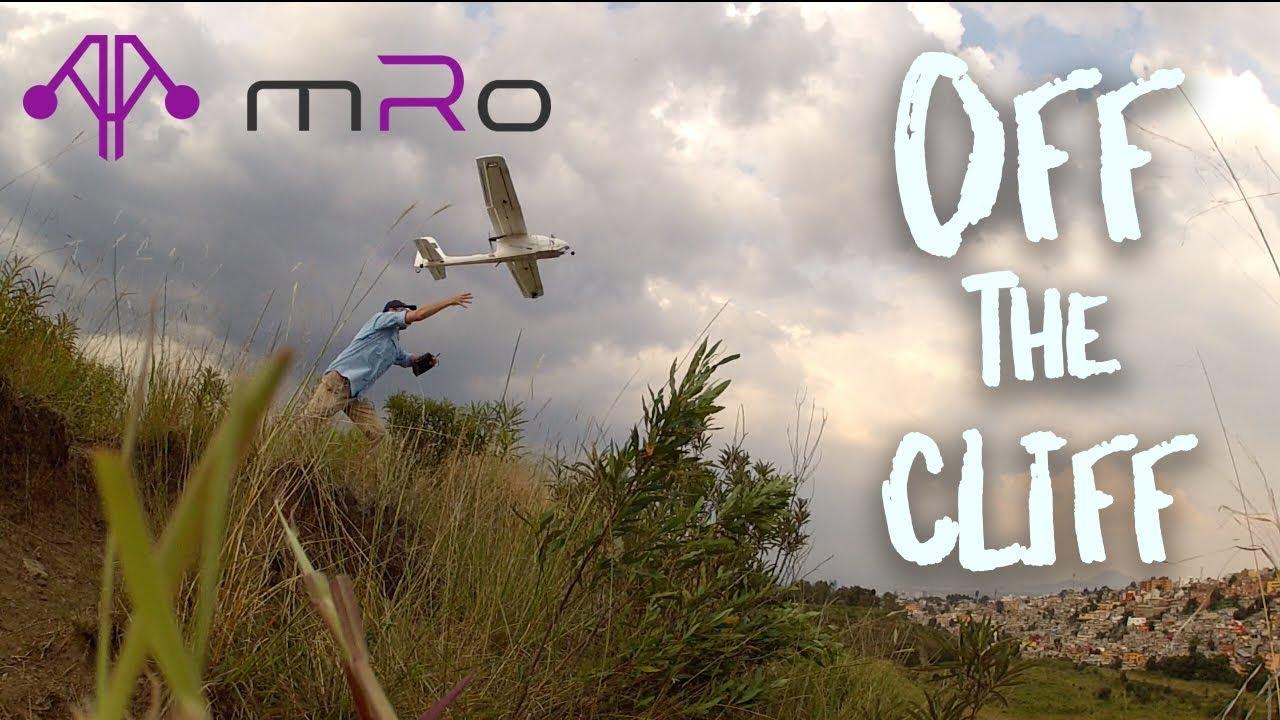 mRo Off the Cliff #1 [mRobotics Inside]
