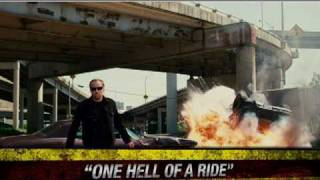 DRIVE ANGRY 3D - Big Game TV Spot