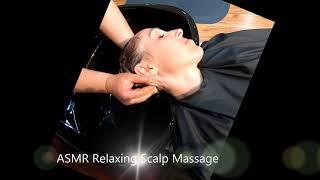 GT Salon and Spa ASMR Scalp Massage, Wash and Style