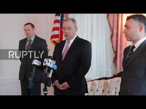 USA: Russian consul general decries US sanctions from San Francisco