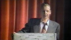 Ben Becker : Rede zum Schulabschluß 22.06.1982 - Hermann-Köhl-Oberschule Berlin