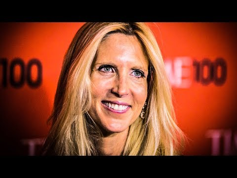 "Ann Coulter Claims That Smoking Marijuana ""Makes People Retarded"""