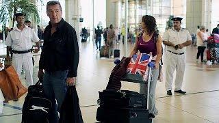 Las autoridades egipcias suspenden los vuelos para evacuar a los turistas británicos de Sharm el…