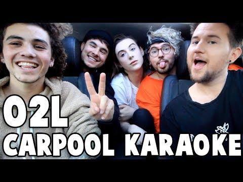 O2L CARPOOL KARAOKE