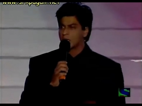 Shah Rukh Khan Wins Filmfare  Best Actor Award For Kuch Kuch Hota Hai
