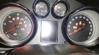 Opel Insignia 2010 дизель. Запуск в -23