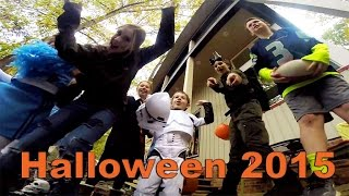 North Haven Halloween 2015