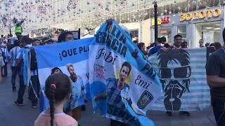 Аргентина отжигает!!! VIVA ARGRNTINA!!!ARGENTINA FAN!