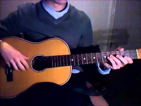 Guitar Lesson: The Islander, Nightwish, Main Parts