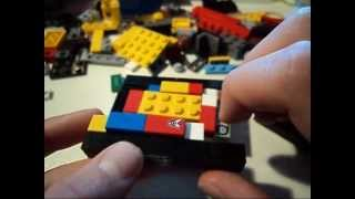 Japanese Lego Puzzle Box Nr 3 V.1 Tutorial