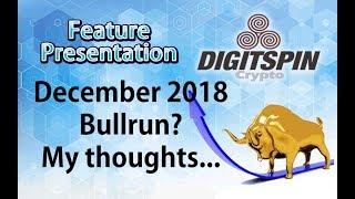 Bitcoin Electroneum coin bullrun 2018 ?  My Thoughts on a Crypto Bullrun