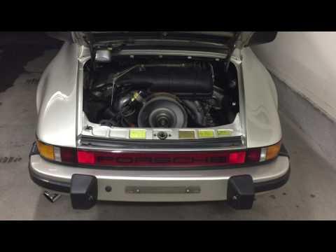 Porsche 911 SC SSI Dansk exhaust